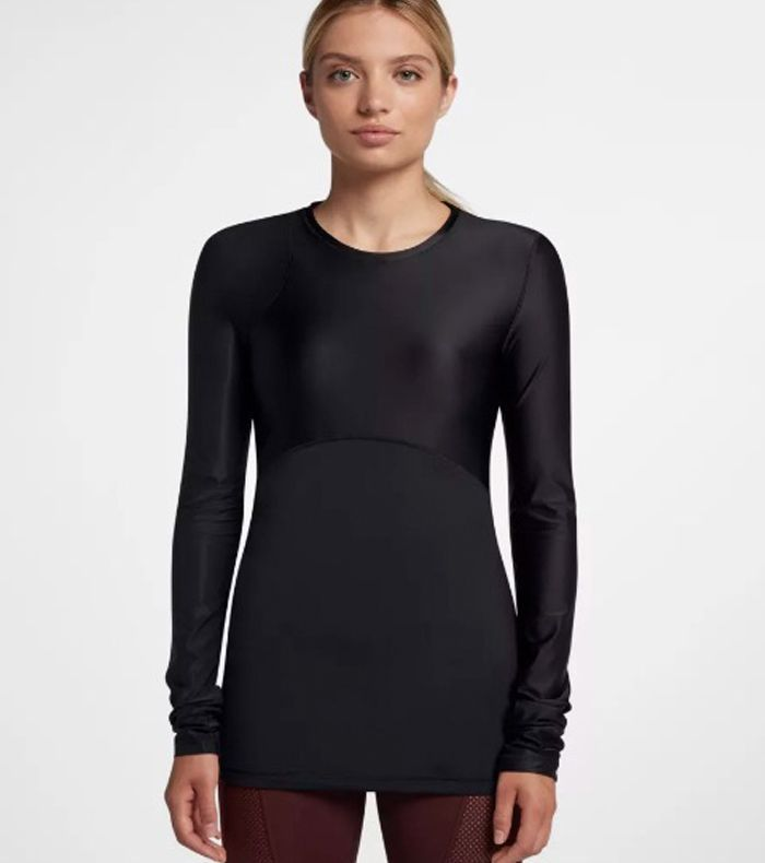 Nike Pro Hypercool Long Sleeve Training Top