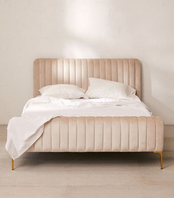 Marcella Velvet Bed