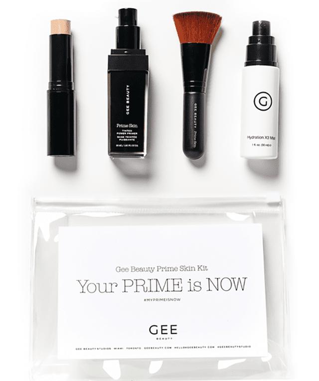 Gee Beauty Prime Skin Kit