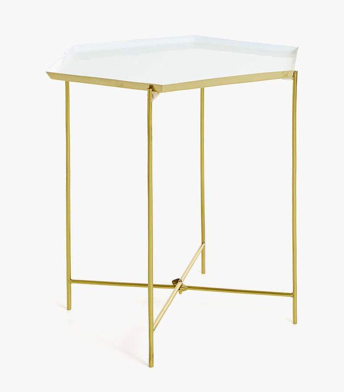 Zara Home Hexagonal Side Table