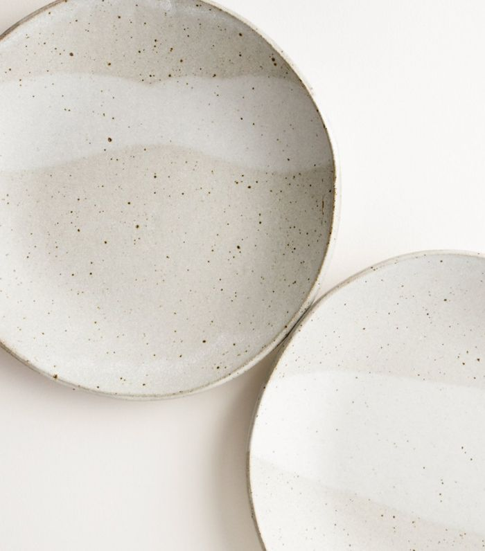 Leif Rustic Ceramic Plate