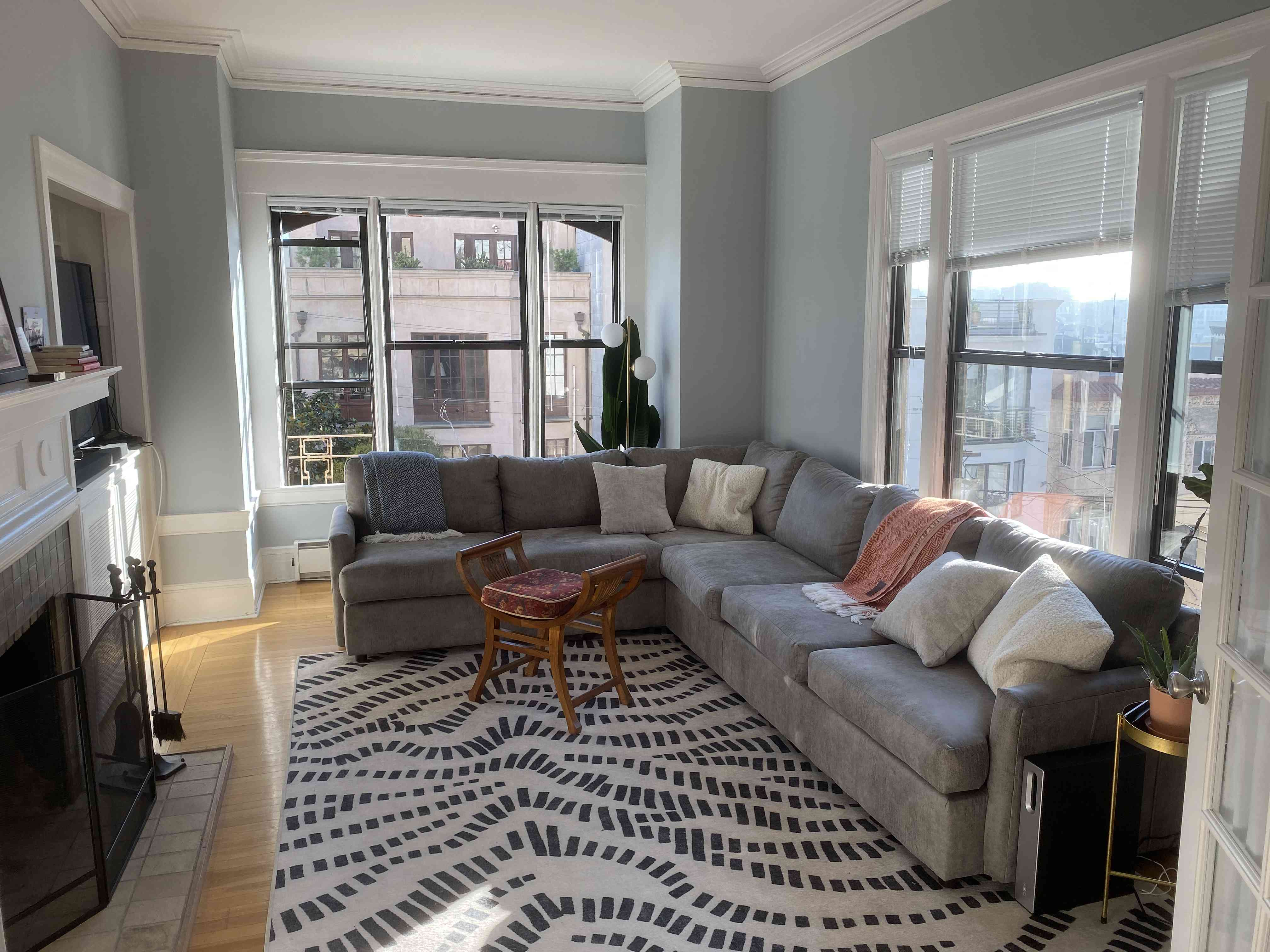 I'm Officially Obsessed With This New Affordable Rug Brand