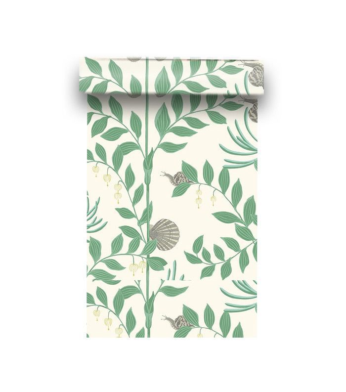 Walnut Wallpaper Secret Garden