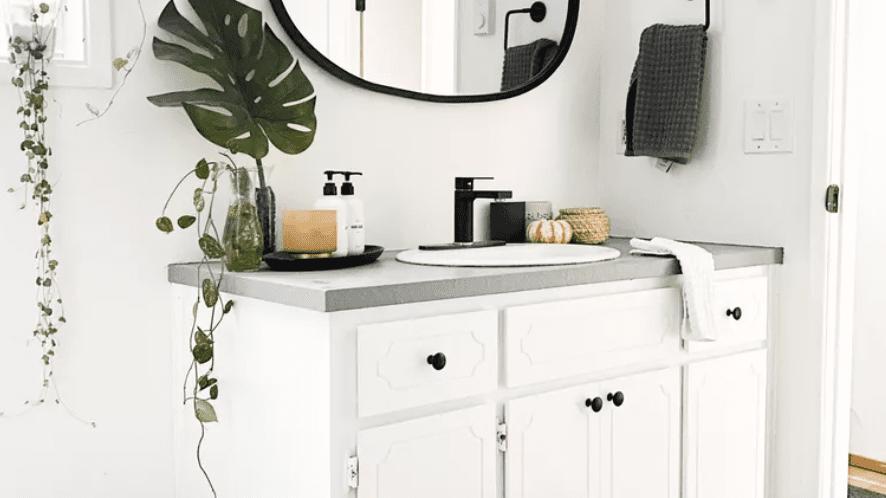 25 Best Bathroom Countertop Storage Ideas, Under Bathroom Counter Storage Ideas