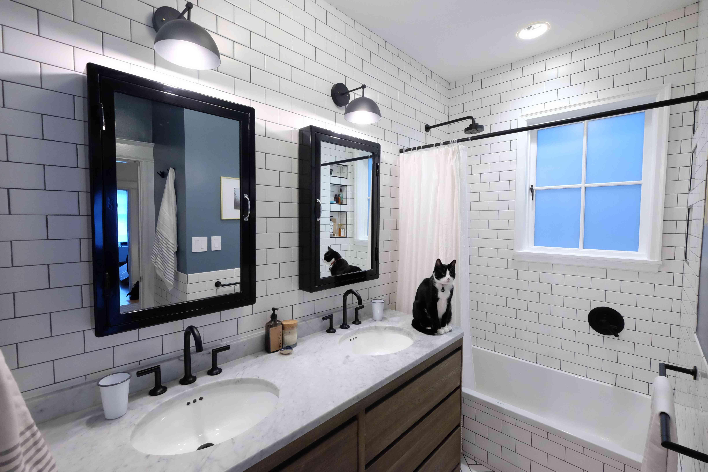 makeover of the week - gina rachelle design edwardian bathroom redo