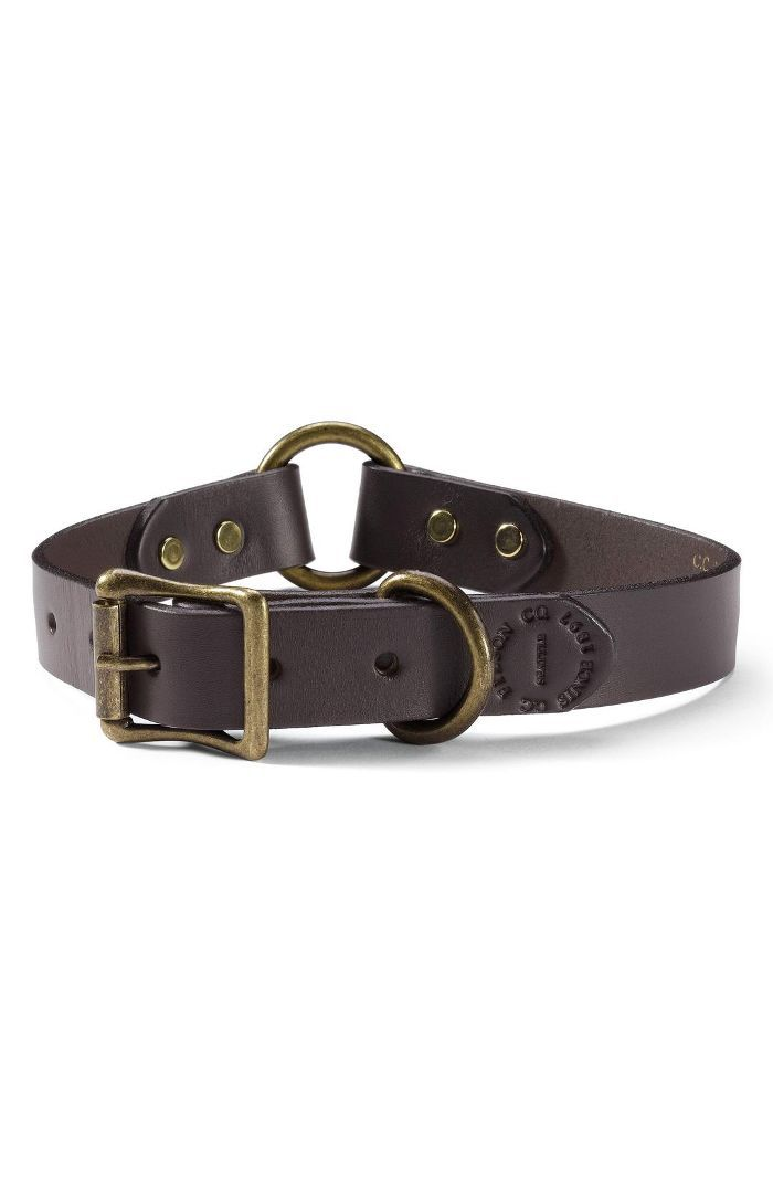 Leather Dog Collar Mixed Dog Breeds