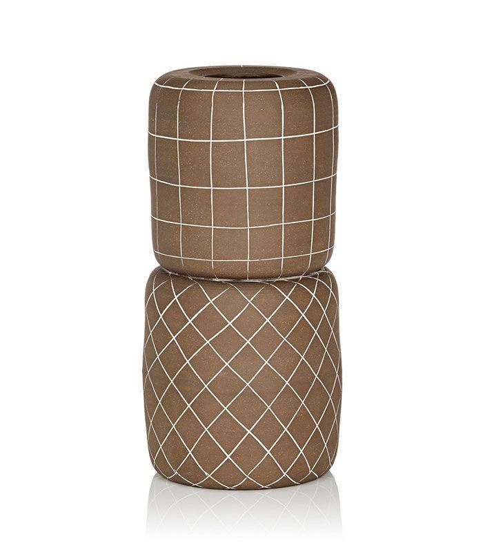 Stacked Vase