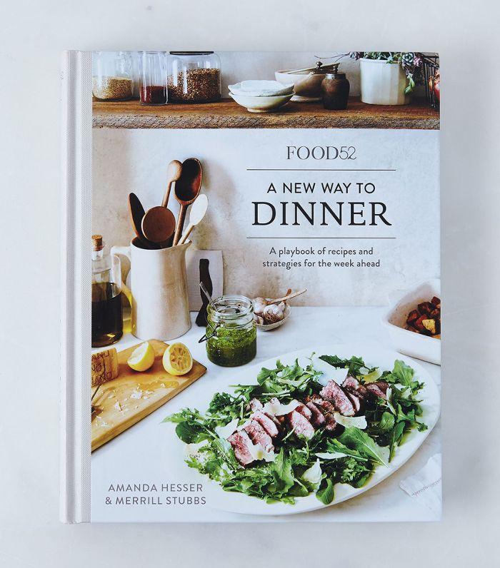 A New Way to Dinner by Amanda Hesser and Merril Stubbs