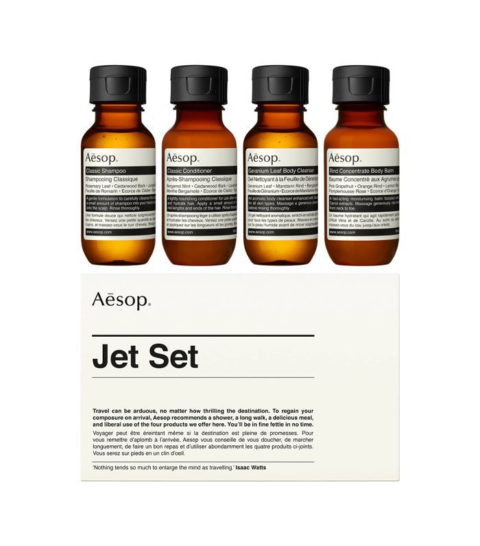 Jet Set Travel Kit
