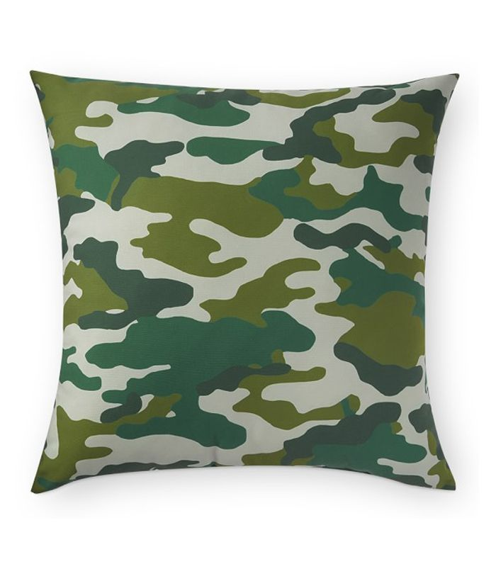 Outdoor Printed Camo Pillow