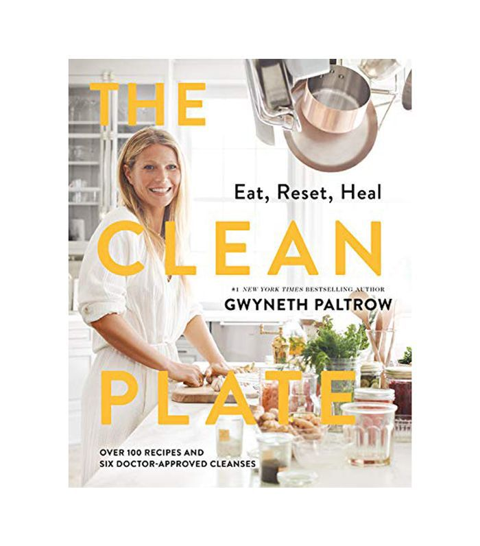 Gwyneth Paltrow The Clean Plate: Eat, Reset, Heal Amazon Shopping Tips