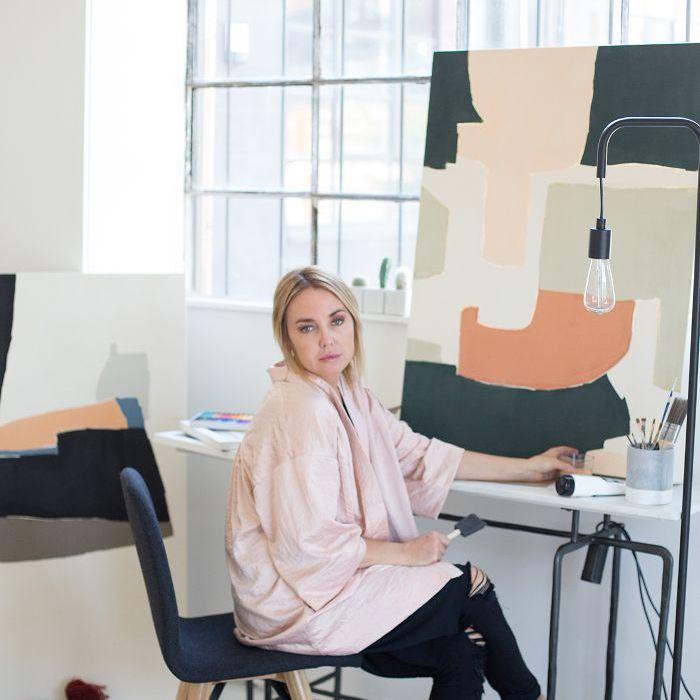 paint studio—Holly Addi
