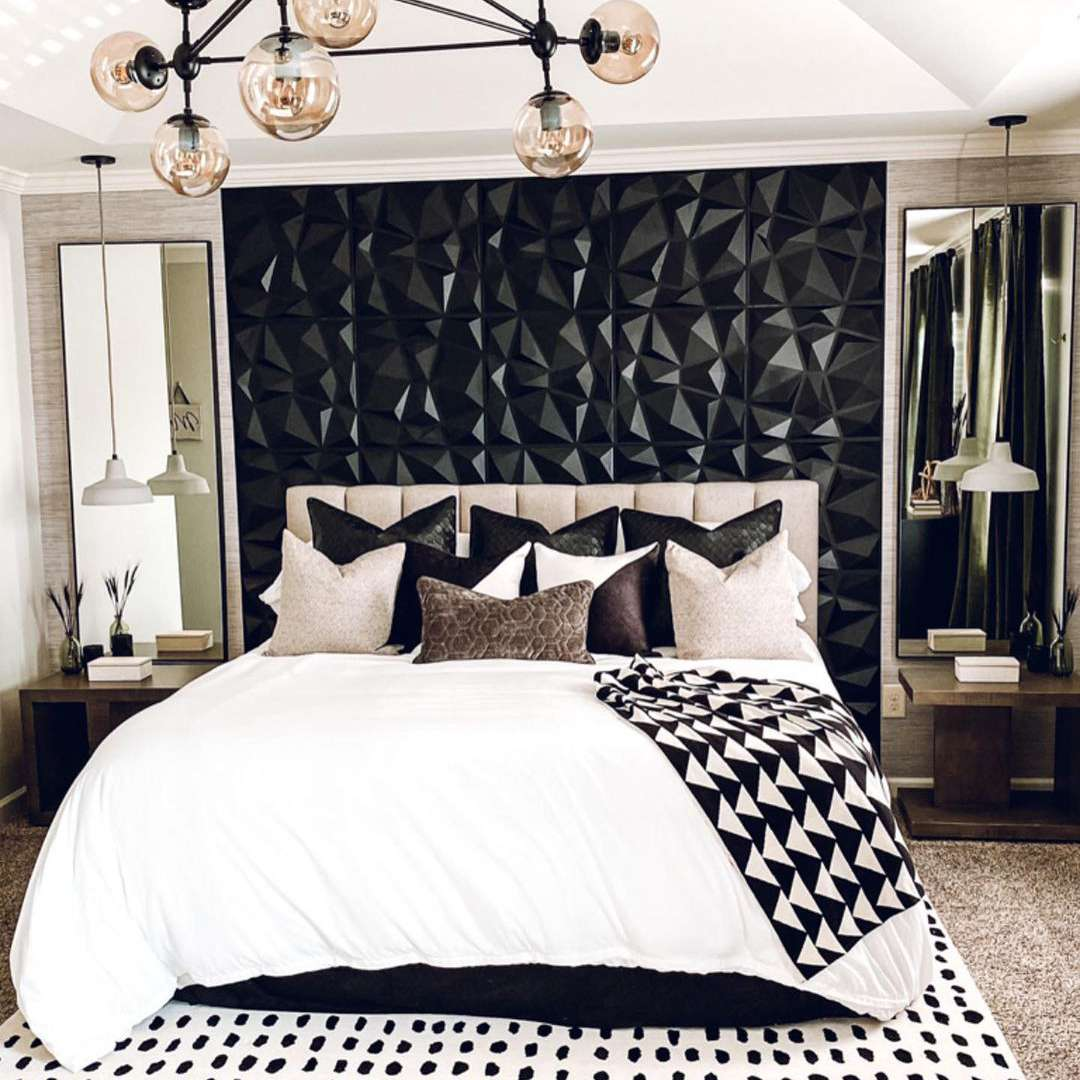 20 Stunning Black Bedroom Ideas To Inspire Your Next Redesign