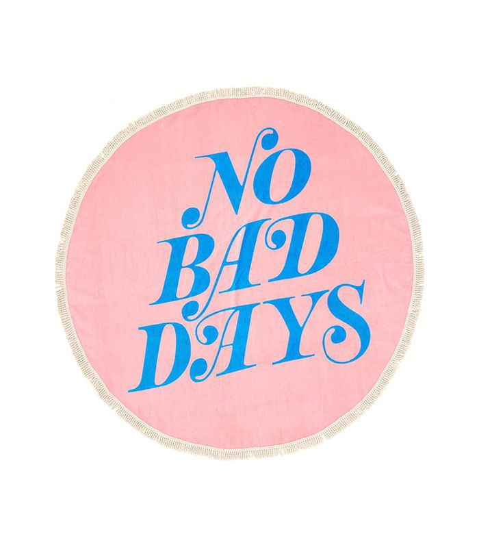 Ban. do No Bad Days Giant All Around Towel