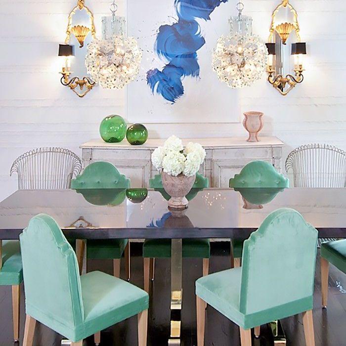 Nate Berkus remodel: dining room