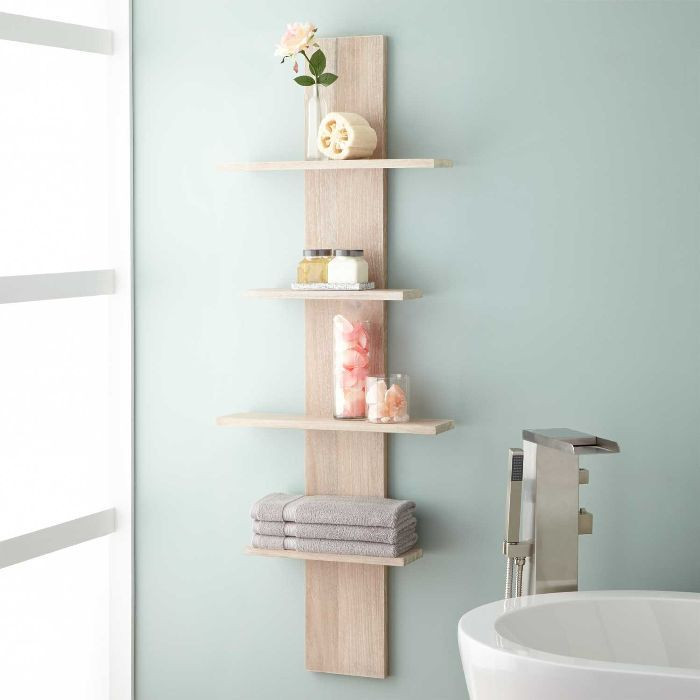 Wulan Hanging Bathroom Shelf