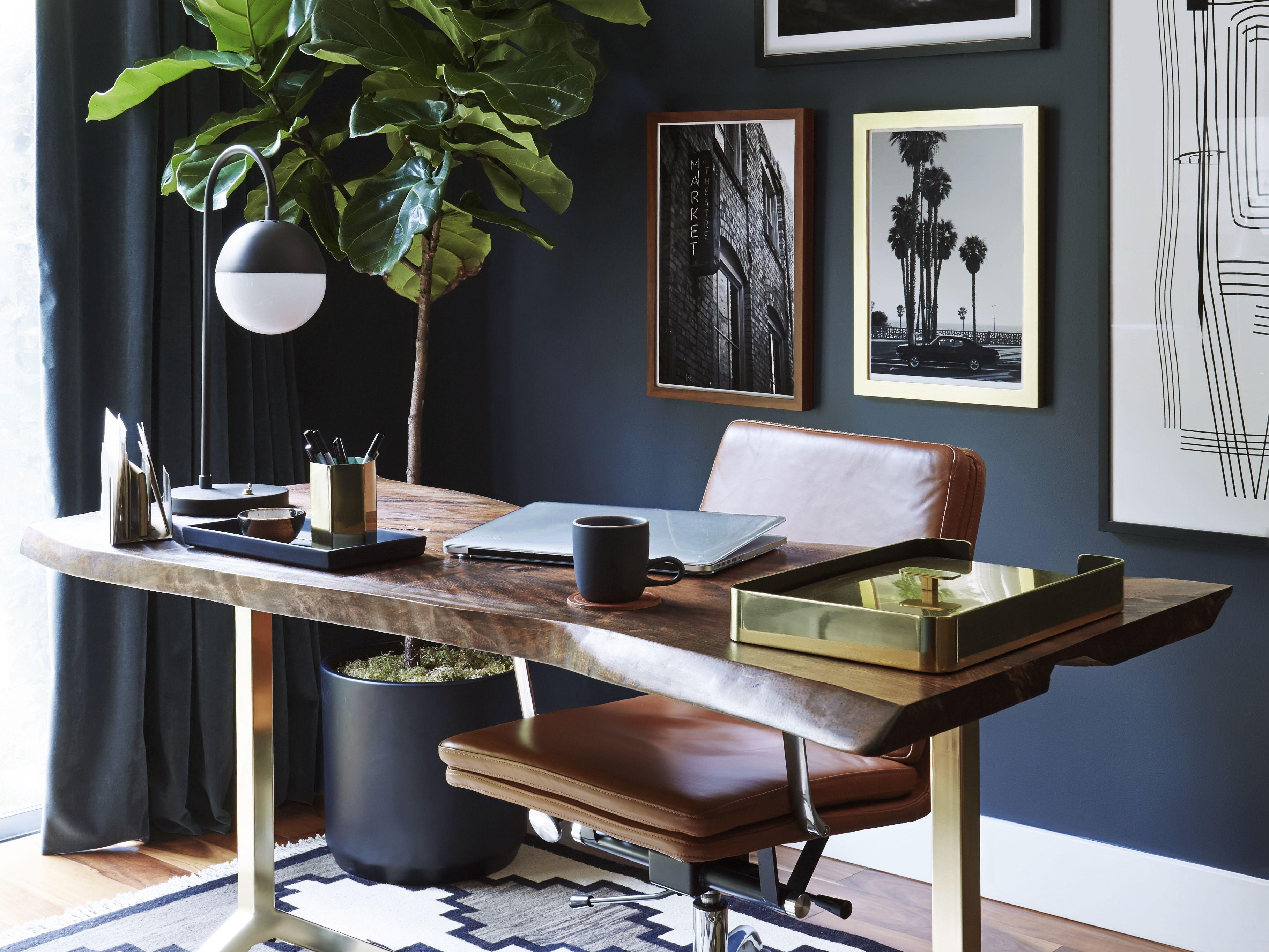 32 Feng Shui Home Office Design Ideas