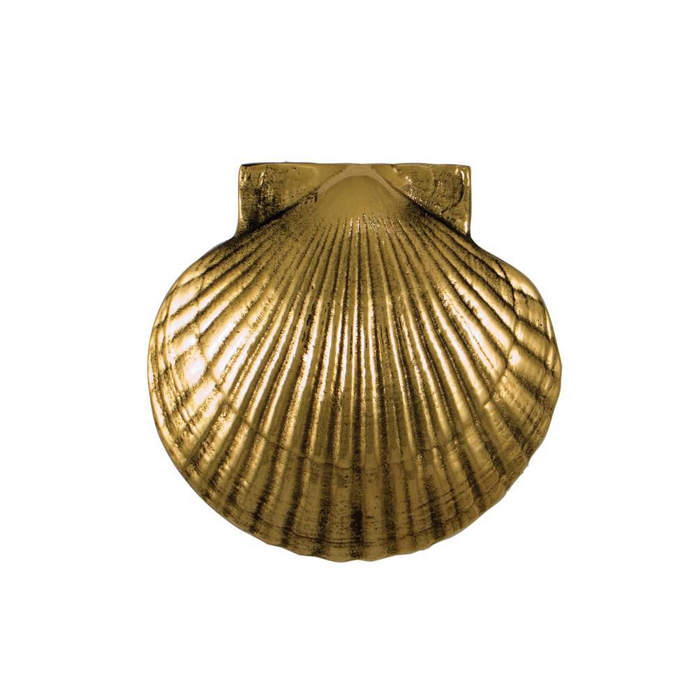 scallop door knocker