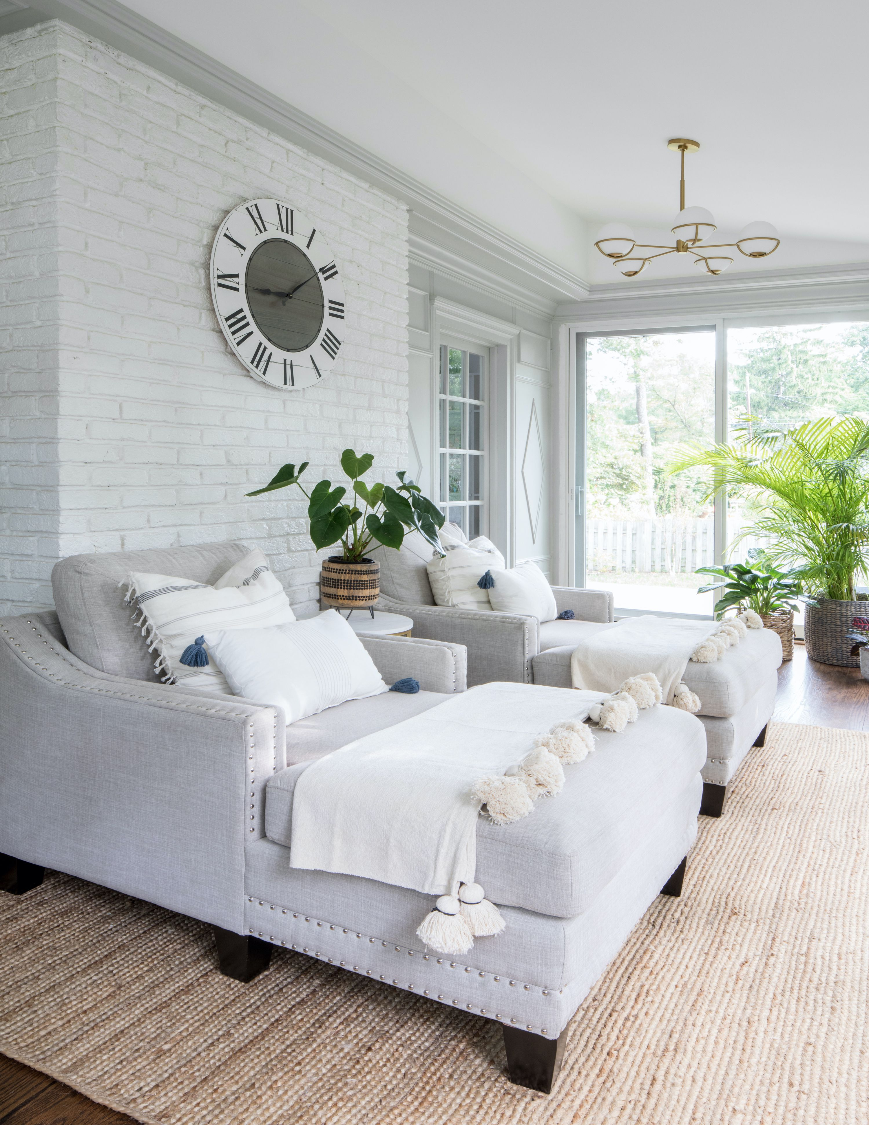 How Designer Danielle Chiprut Transformed an Empty Sunroom Into a Cozy Sanctuary