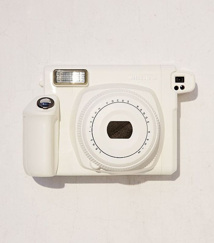 Fujifilm X UO Custom Color Instax Wide 300 Instant Camera - White One Size at Urban Outfitters