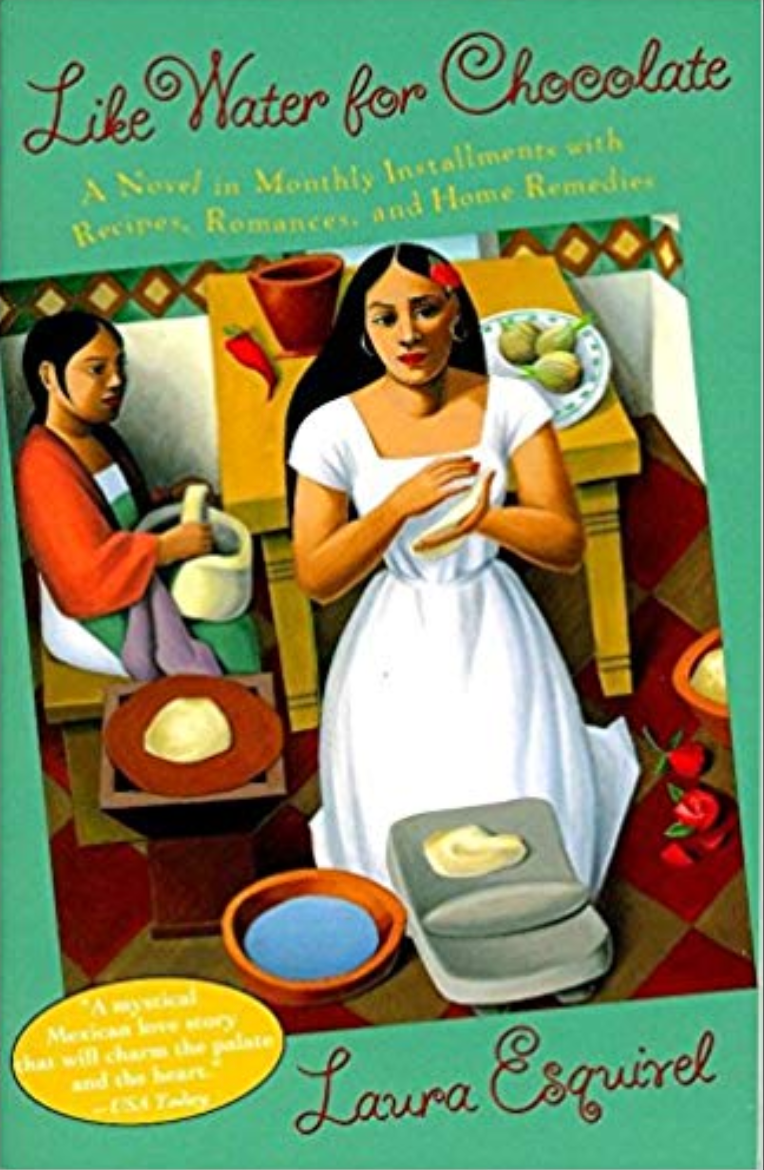 Like Water for Chocolate by Laura Esquivel book cover