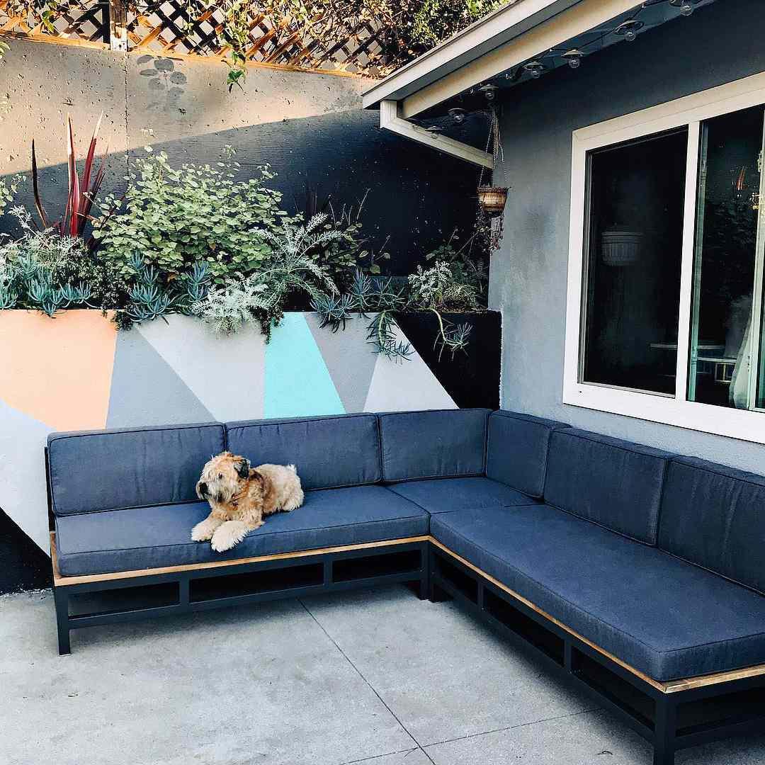 outdoor flowerbox