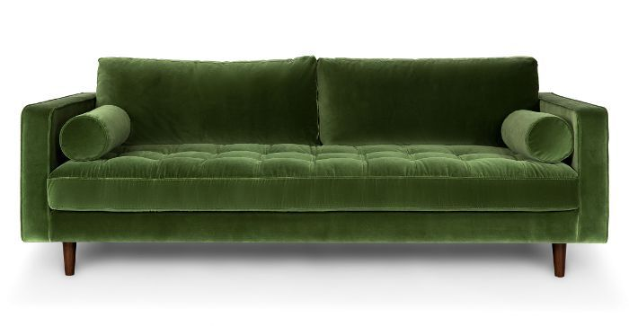 Article Sven Grass Green Sofa