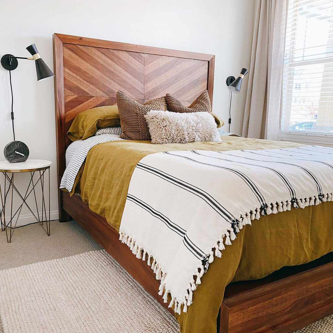 Western-style bedroom