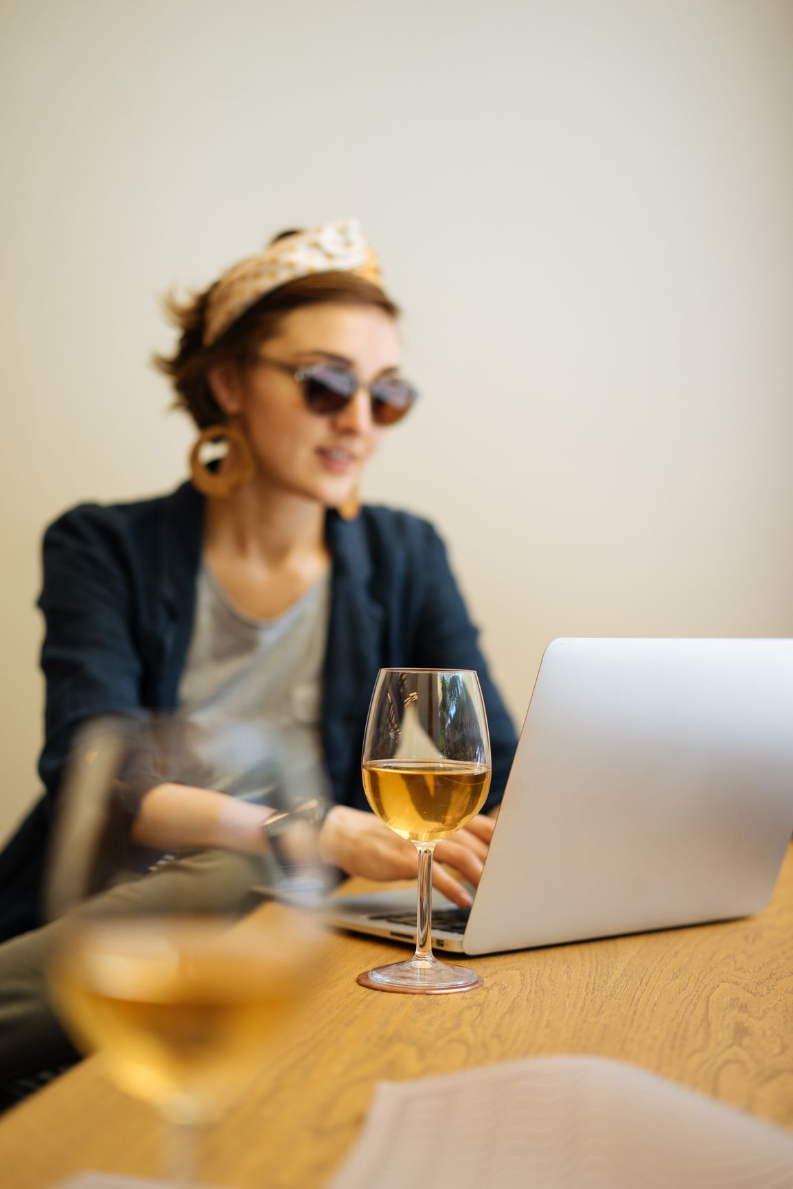 Virtual Design Living Room: How To Host A Virtual Happy Hour While Social Distancing