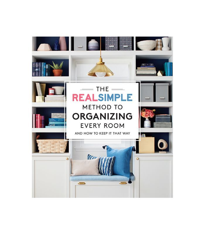 The Real Simple Method to Organizing Everything