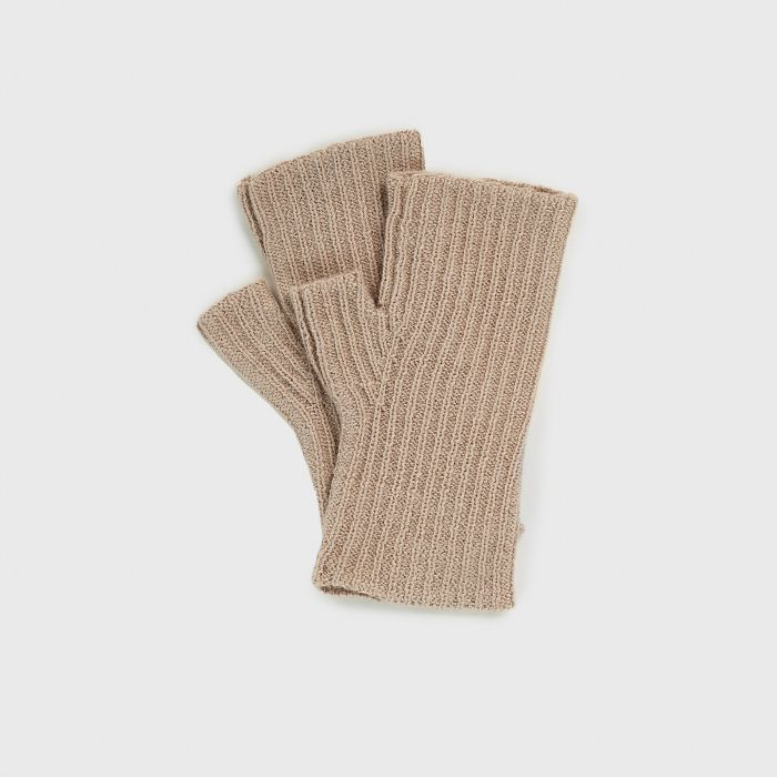 Jenni Kayne Alpaca Fingerless Gloves