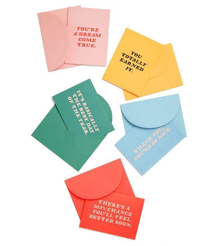 Conjunto de tarjetas de felicitación Ban.dō All Occasions