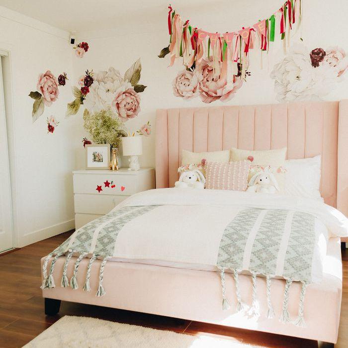 Chriselle Lim—Girl's bedroom
