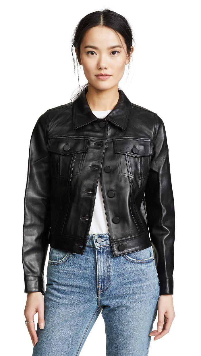 Cooper Leather Jacket