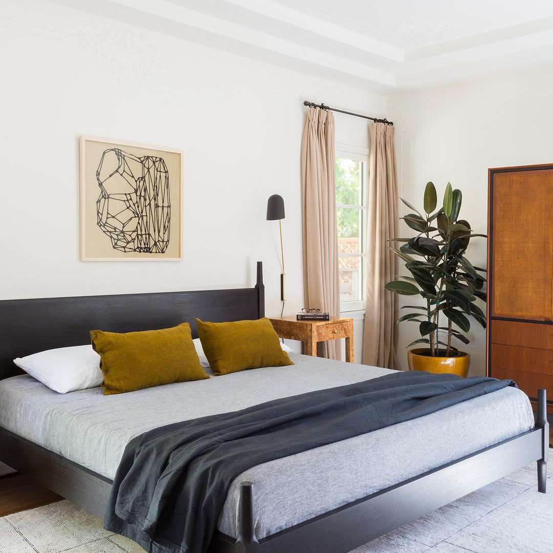 20 Beautiful Midcentury Modern Bedrooms