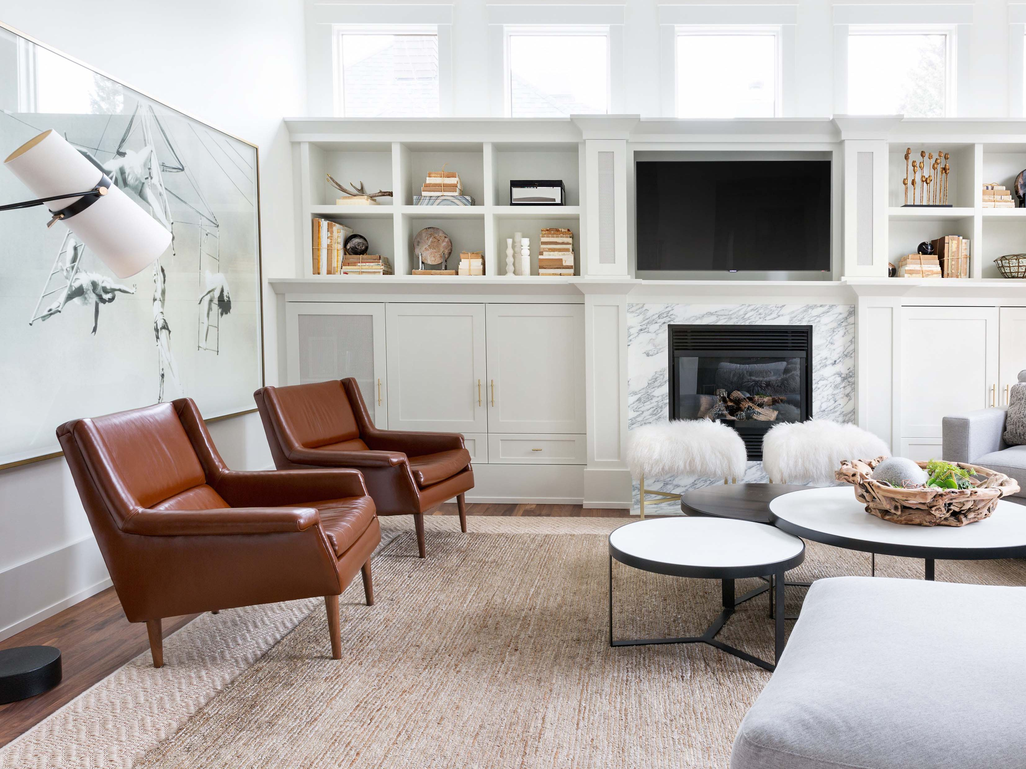 20 Beautiful Living Room Built In Ideas, Living Room Built Ins Ideas