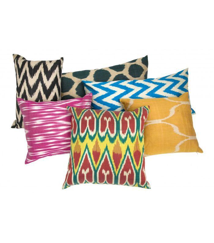 Jayson Home Ikat Pillows