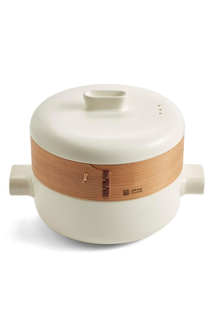 Jia Inc. Ceramic Steamer Set