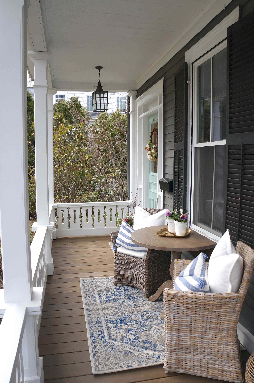 porch railing style