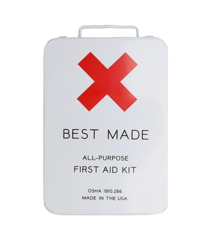 Best Made Company Large Metal First Aid Kit