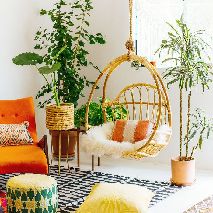 Anthropologie Living Room Inspiration