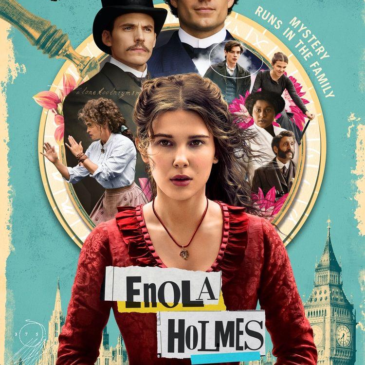 Enola Holmes poster