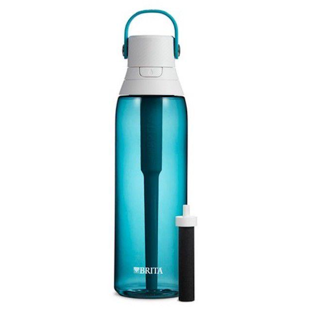 Premium 26oz Filtering Water Bottle