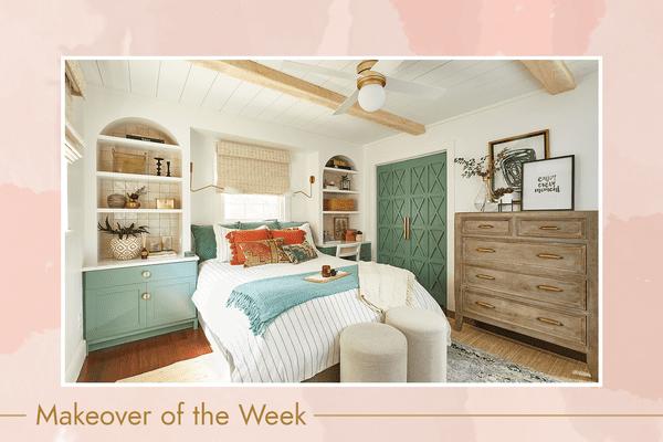 Makeover of the week bedroom—Cheri Lingafelt