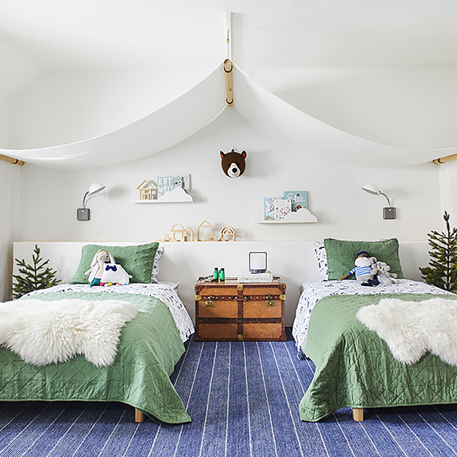Picture of: 13 Twin Beds With Concealed Storage That Will Transform Your