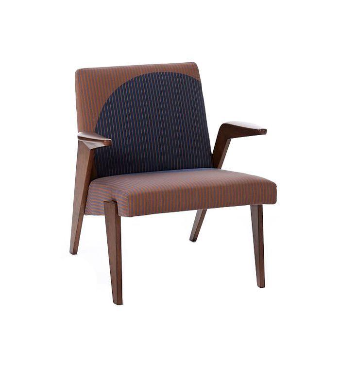 Gisele Mid-Century Show Wood Chair