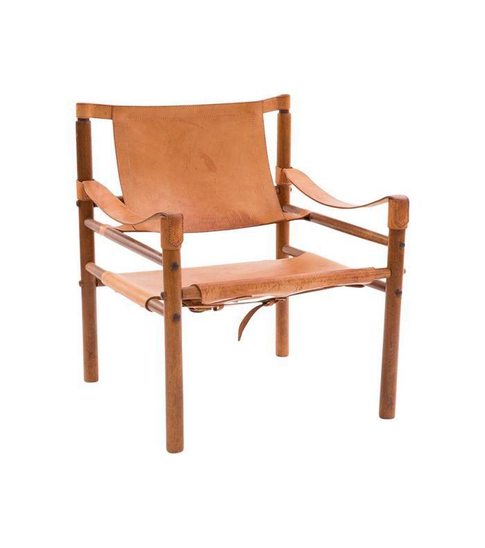 Sirocco Safari Sling Chair, Circa 1960