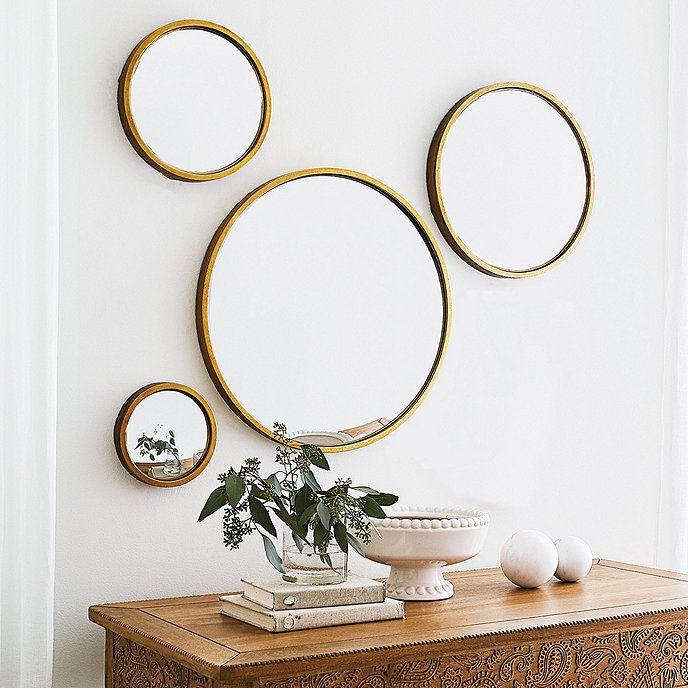Ava Convex Wall Mirrors