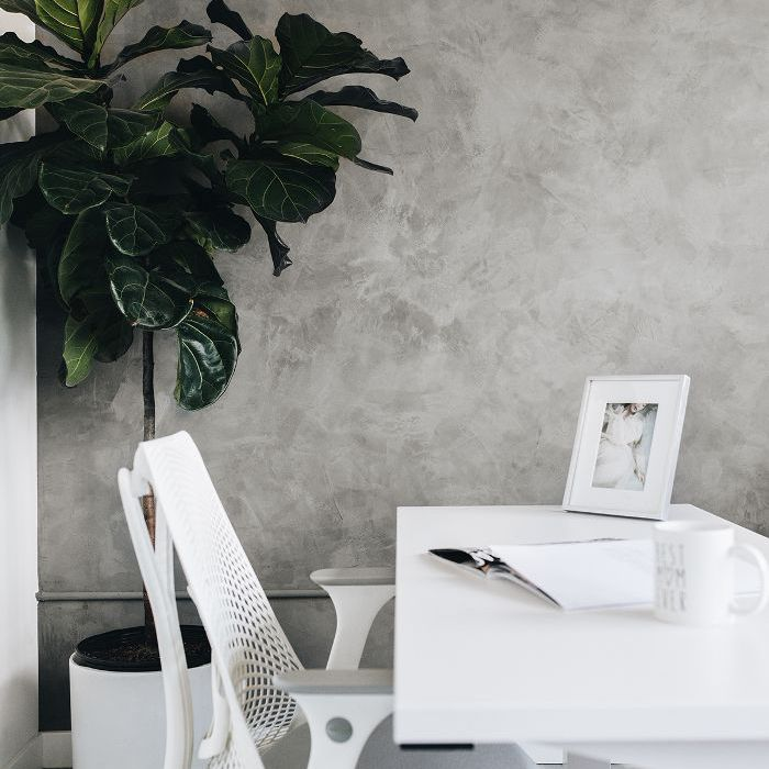 contemporary office—Chriselle Lim