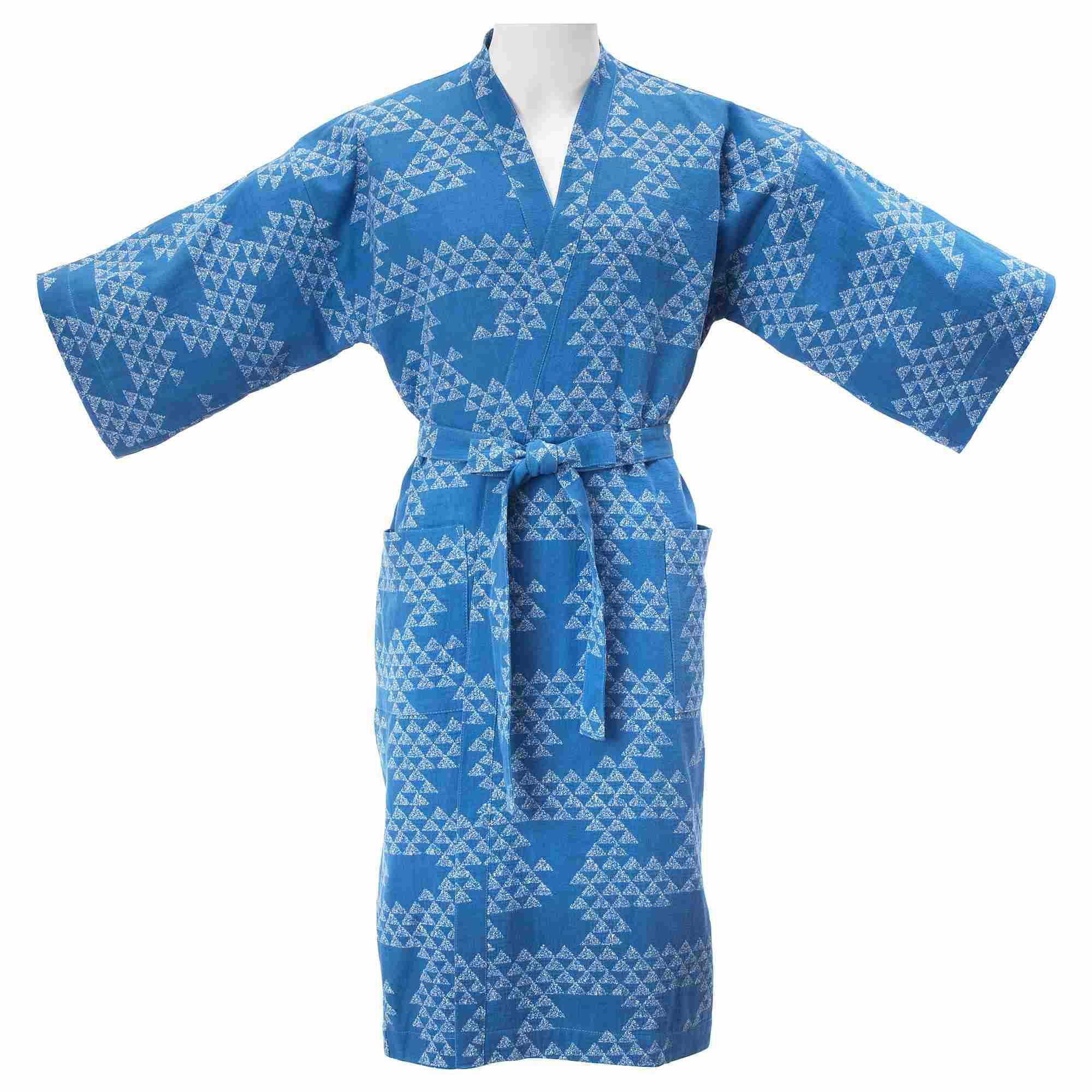 TÄNKVÄRD Blue Kimono